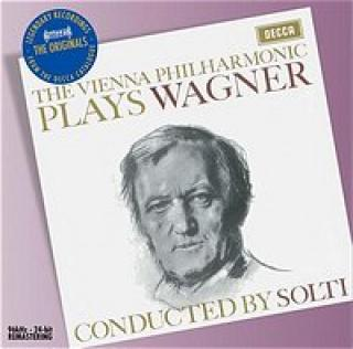 Plays Wagner Ouvertures (Originals) - Solti Georg/Wiener Philharmoniker