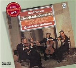 Middle String Quartets (Originals) - Quartetto Italiano