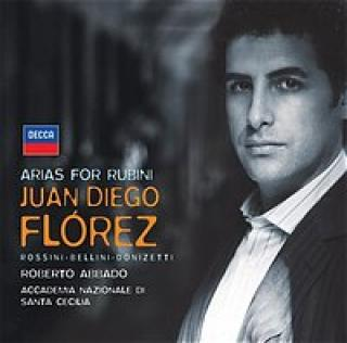 Arias For Rubini - Florez Juan Diego