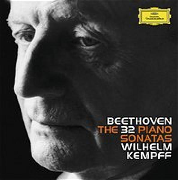 The 32 Piano Sonatas <span>-</span> Kempff Wilhelm