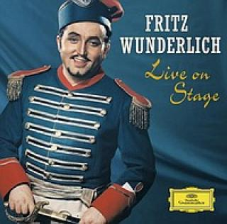 Live On Stage - Wunderlich Fritz