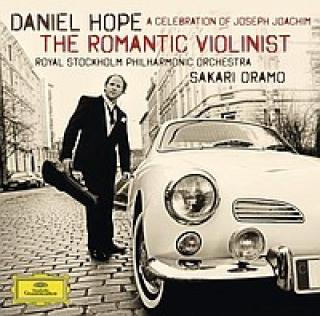 The Romantic Violinist - Hommage A Josep - Hope Daniel