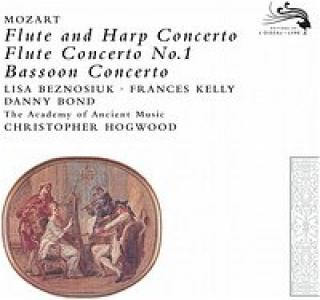 Flute Harp Bassoon Concerto - Hogwood Christopher