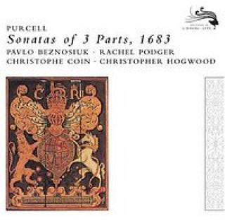 Sonatas Of 3 Parts - Hogwood Christopher