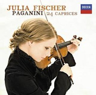 24 Caprices Op 1 - Fischer Julia