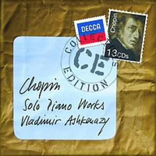 The Piano Works - Collectors Edition - Ashkenazy Vladimir