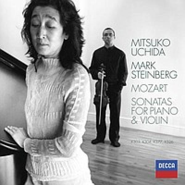 Sonatas For Piano Violin - Uchida Mitsuko/Steinberg Mark