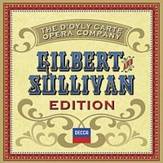 Gilbert Sullivan Edition 25 Cd - Diverse