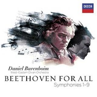 Beethoven For All - Symphonies 1-9 - Barenboim Daniel