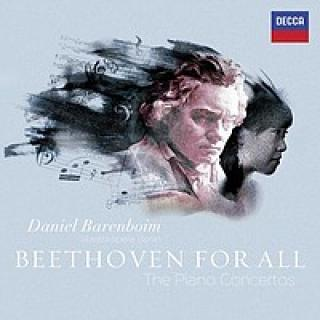 Beethoven For All - The Piano Concertos - Barenboim Daniel