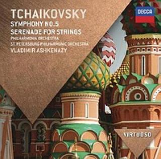 Symphony 5 Serenade For Strings - Ashkenazy Vladimir