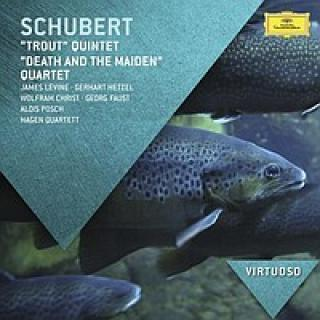 Trout Quintet Death And The Maiden - Levine James