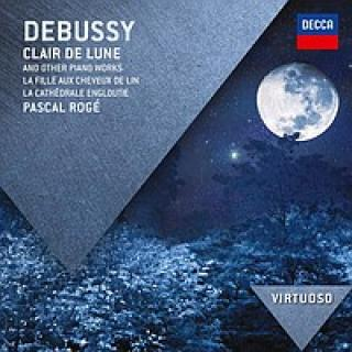 Clair De Lune Other Piano Works - Roge Pascal
