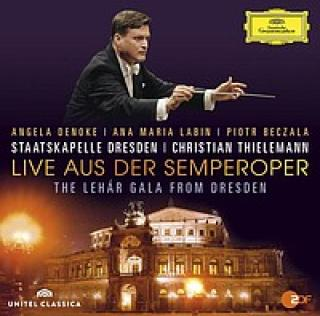 Live Aus Der Semperoper - The Lehár Gala - Thielemann Christian