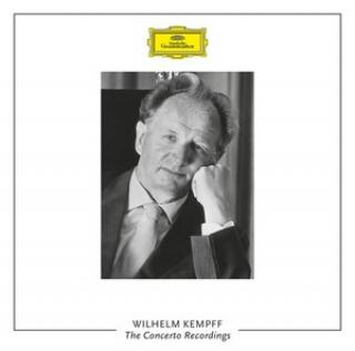 The Concerto Recordings - 14cd - Kempff Wilhelm