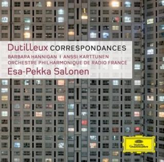 Correspondances - Hannigan Barbara/Salonen