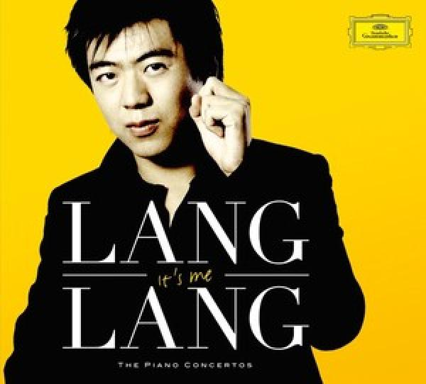 Its Me - The Piano Concertos <span>-</span> Lang Lang