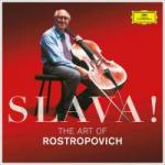 Slava! The Art Of Rostopovich <span>-</span> Rostropovich, Mstislav (cello)
