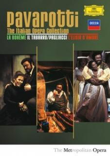 Italian Opera Collection - Pavarotti Luciano