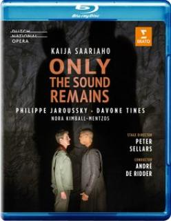 Saariaho, Kaija: Only the Sound Remains - Jaroussky, Philippe - counter-tenor | Tines, Davóne - baritone