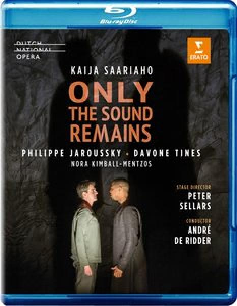 Saariaho, Kaija: Only the Sound Remains <span>-</span> Jaroussky, Philippe - counter-tenor | Tines, Davóne - baritone