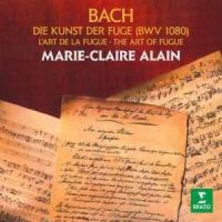 Bach, Johann Sebastian: The Art of Fugue, BWV1080 - Alain, Marie-Claire (organ)