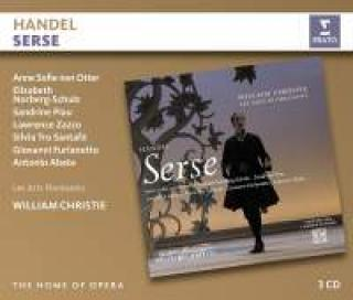 Handel, George Frideric: Serse - William Christie