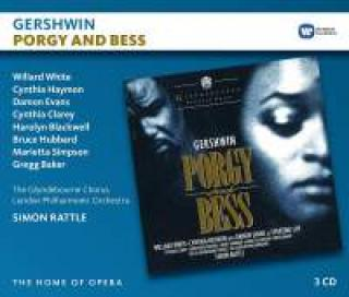 Gershwin, George: Porgy and Bess - Rattle, Sir Simon