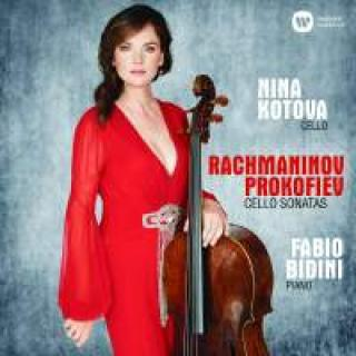 Rachmaninov & Prokofiev: Cello sonatas - Kotova, Nina (cello)