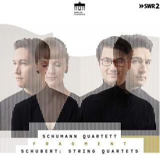 Fragment: Schubert String Quartets - Schumann Quartett