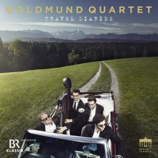 Travel Diaries - Goldmund Quartet