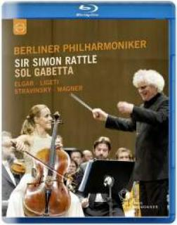 Sir Simon Rattle & Sol Gabetta - Berliner Philharmoniker