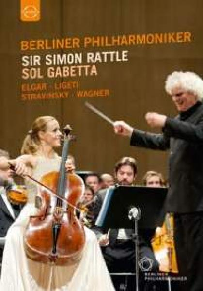 Sir Simon Rattle & Sol Gabetta <span>-</span> Berliner Philharmoniker