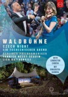 Waldbühne 2016 from Berlin: Czech Night - Berliner Philharmoniker
