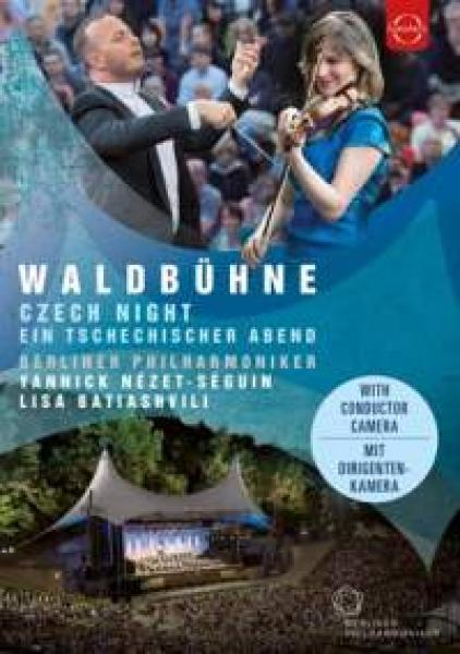 Waldbühne 2016 from Berlin: Czech Night <span>-</span> Berliner Philharmoniker