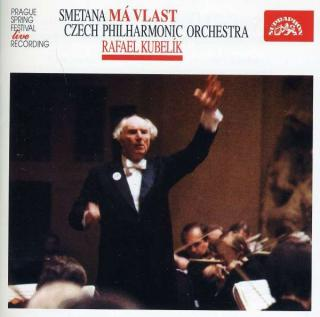 Smetana: My Country. A Cycle of Symphonic Poems (Live Prague Spring Festival 1990) - Czech Philharmonic Orchestra / Kubelík, Rafael