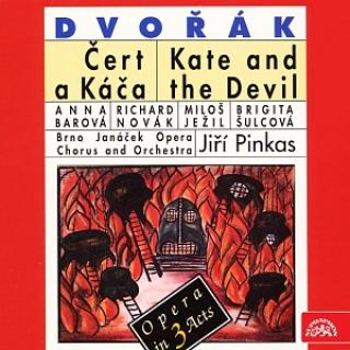 Dvořák: Kate and the Devil. Opera in 3 Acts