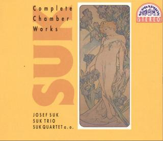 Suk: Chamber Music, Complete - Various artists