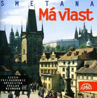 Smetana: My Country. A Cycle of Symphonic Poems - Czech Philharmonic Orchestra / Neumann, Václav