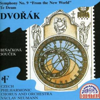 "Dvořák: Symphony No. 9 in E minor, Op.95 ""From the New World"", Te Deum"