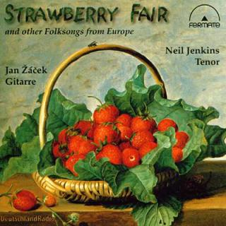 Strawberry Fair And Other Folksongs From Europe -
