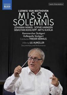 Beethoven: Missa Solemnis - Documentary & Performance (DVD)