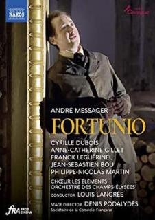 Andre Messager: Fortunio (DVD)