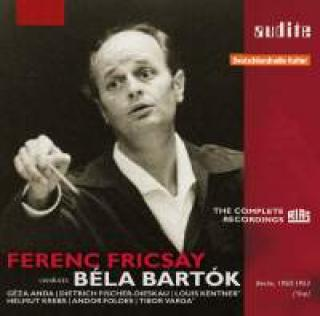 Ferenc Fricsay Conducts Béla Bartok - The Early Rias Recordings -