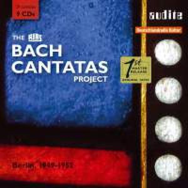 The Rias Bach Cantatas Project <span>-</span>