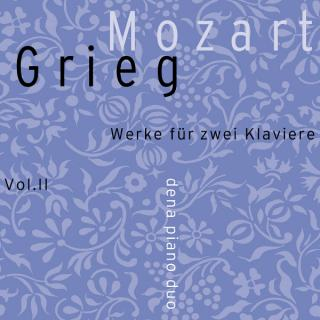 Mozart/Grieg vol 2 - Dena Duo