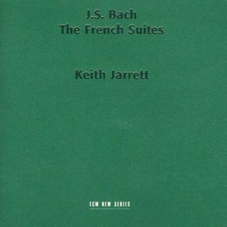 Bach, Johann Sebastian: The French Suites - Jarrett, Keith (cembalo)