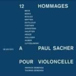 12 Hommages A Paul Sacher - Demenga, Thomas / Demenga, Patrick