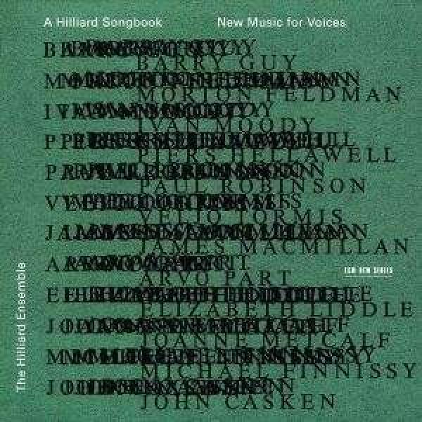 A Hilliard Songbook - New Music For Voices <span>-</span> Hilliard Ensemble, The / Guy, Barry (contrabass)