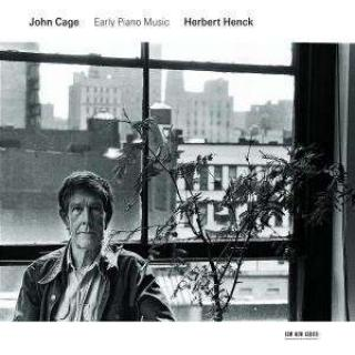 Cage, John: Early Piano Music - Henck, Herbert (klaver)
